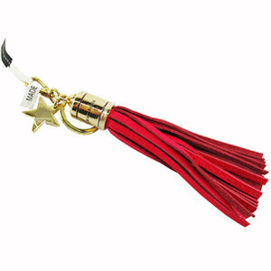 Tommy Hilfiger Red Charm Women Key Ring OS